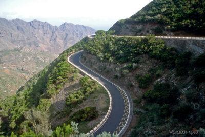 048 - -W górach Anaga - droga