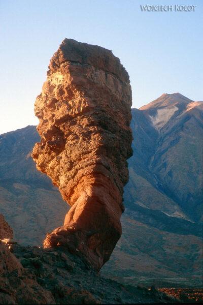 166 - Wisząca skała