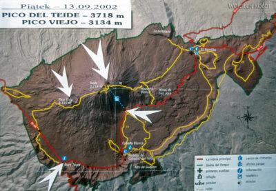 222 - Mapka wycieczki