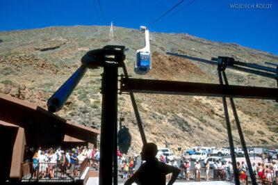 223 - Kolejka naDel Teide