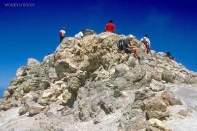 226 - Wierzchołek przy kraterze