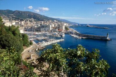 005 - Bastia - widok naport