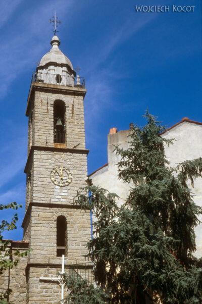 096 - Sartene -wieża kościelna