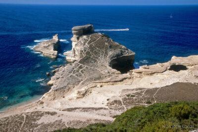 144 - Plener skalny koło Boniffacio