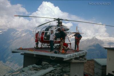 091 - Helikopter naHornli