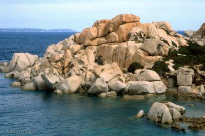 004 - Capo Testa - plener skalny