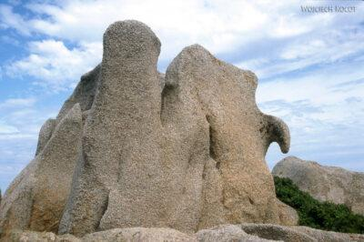 006 - Capo Testa - plener skalny