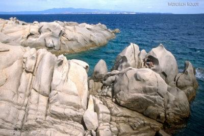 010 - Capo Testa - plener skalny