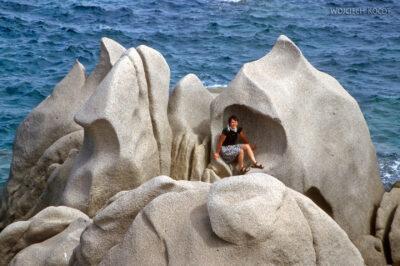 011 - Capo Testa - plener skalny