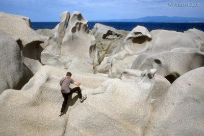 015 - Capo Testa - plener skalny
