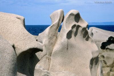 016 - Capo Testa - plener skalny
