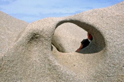 019 - Capo Testa - plener skalny