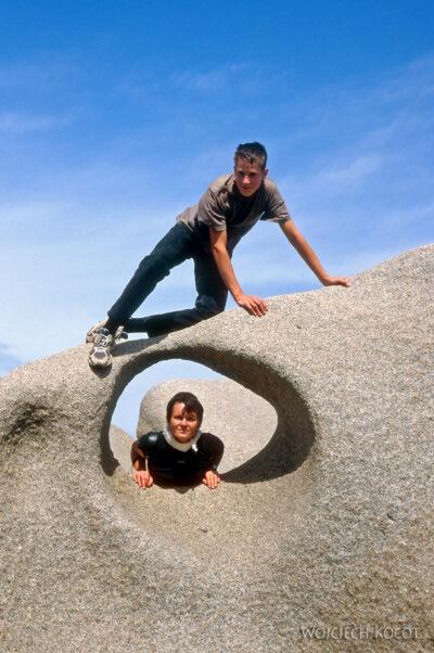 020 - Capo Testa - plener skalny