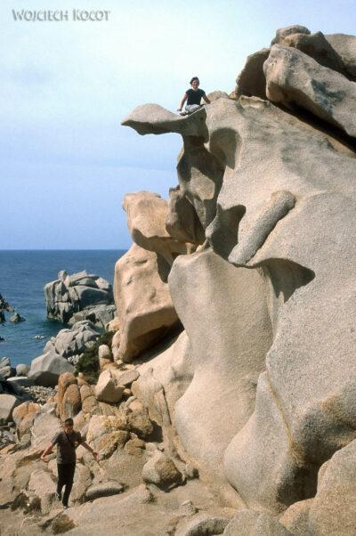 026 - Capo Testa - plener skalny