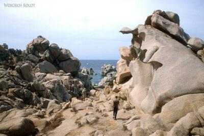 027 - Capo Testa - plener skalny