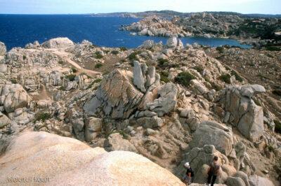 028 - Capo Testa - plener skalny