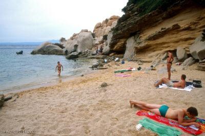 033 - Plaża przy Capo Testa