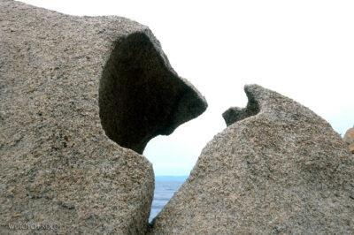 034 - Capo Testa - plener skalny