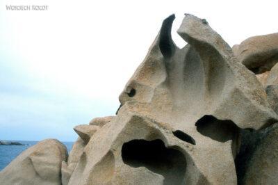 035 - Capo Testa - plener skalny