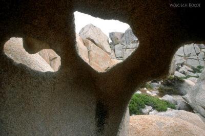 036 - Capo Testa - plener skalny