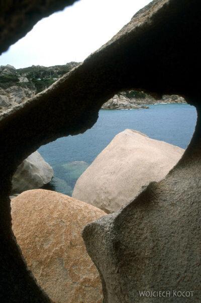 037 - Capo Testa - plener skalny