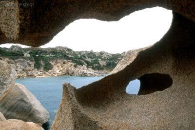 038 - Capo Testa - plener skalny