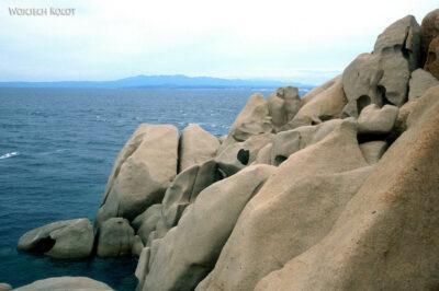 040 - Capo Testa - plener skalny