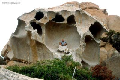 041 - Capo Testa - plener skalny