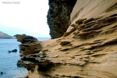 045 - Capo Testa - plener skalny