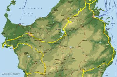 047 - Mapka - środkowa cz wyspy
