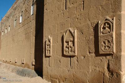 5076 - G Mojżesza - Mury klasztoru