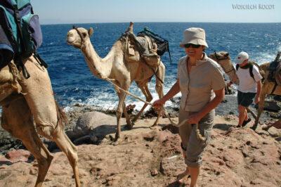 6076 - Abu Galum - Odcinek pieszy