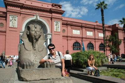 9034 - Kair - Muzeum Egipskie