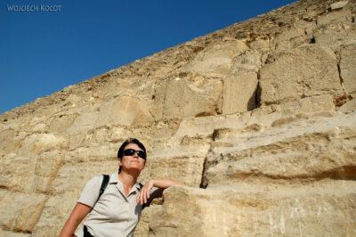 9100 - Giza - Cheops oparciem Kaczuchy