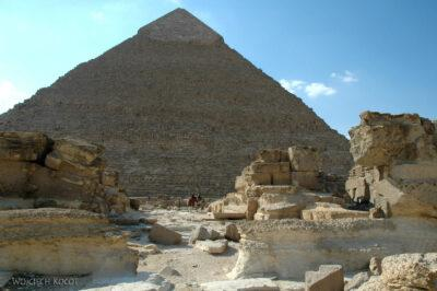 9111 - Giza - Piramida Chefrena