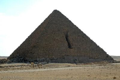 9121 - Giza - Piramida Mykerinosa