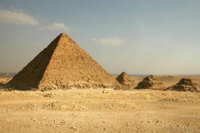 9137 - Giza - Piramida Mykerinosa