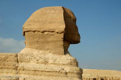 9155 - Giza - Buźka Sfinksa
