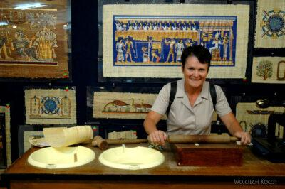 9182 - Kair - Produkcja papirusu