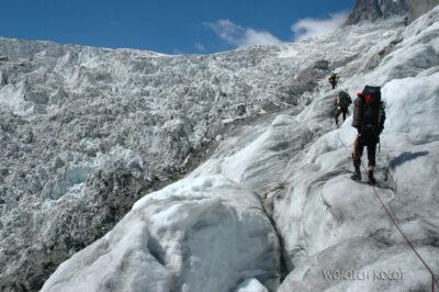 131 - Idziemy brzegiem lodowca