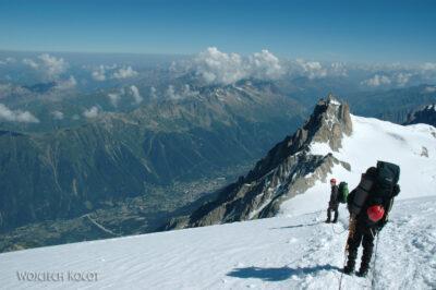 613 - Znów widać Chamonix