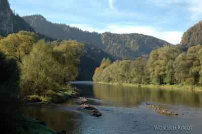 002- Dunajec odstr Szczawnicy