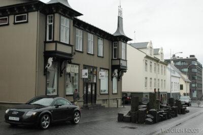 10037 - Reykjavik - ulica