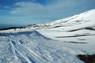 14008 - Widok SW - obok szczytu