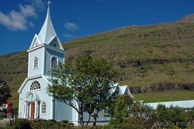 26055 - Kościół w-Sejdisfjordur