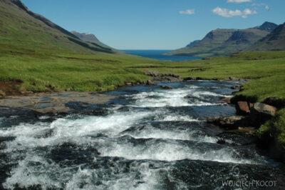 26091 - Wodospady koło Seydisfjordur