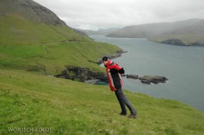 03119 - Wiatr nadSorvagsfjordur