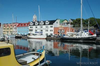 03210 - Torshavn - port