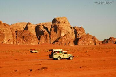 02109 - Przezpustynię Wadi Rum