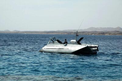 3405 - Silver submarine